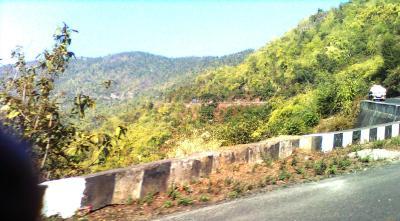 Ghat Roads, Salur Ghat, Visakhapatnam