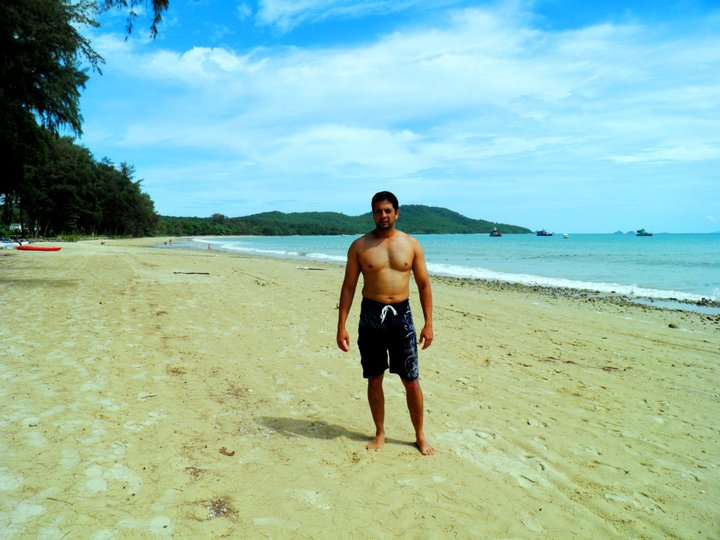 Thailand sea beach