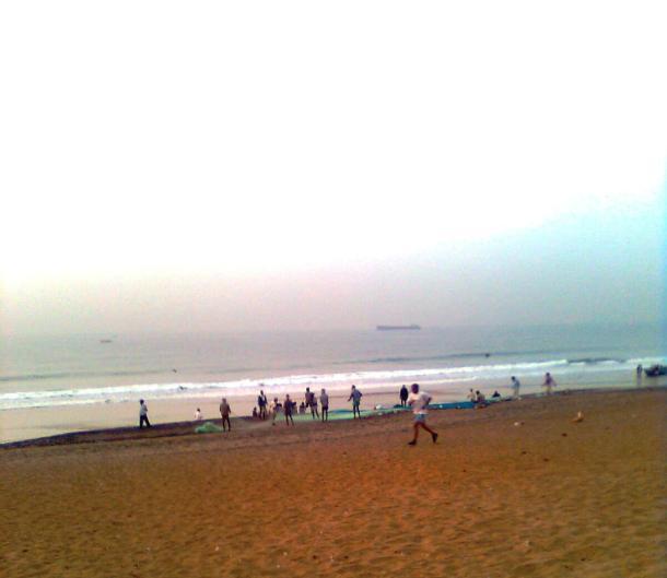 R.K. beach, Visakhapatnam
