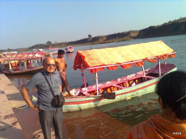 Gwarighat, narmada River, Jabalpur
