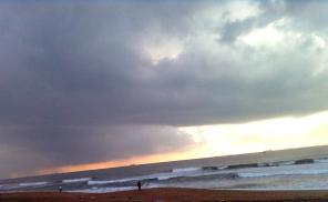 messenger of storm