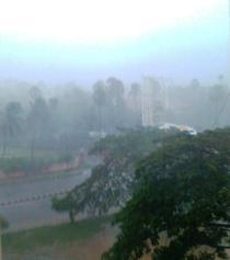 heavy rains forten days