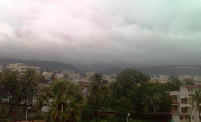 gearing up for heavy rains