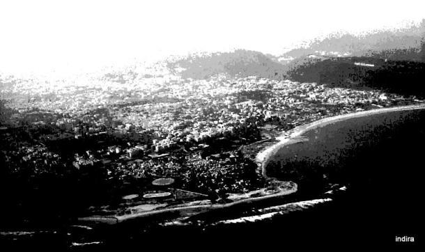 Aerial View- Visakhapatnam