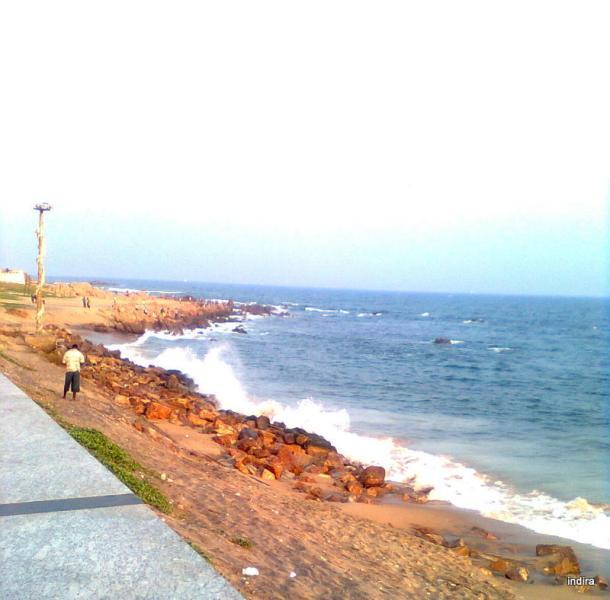 RK beach, Visakhapatnam