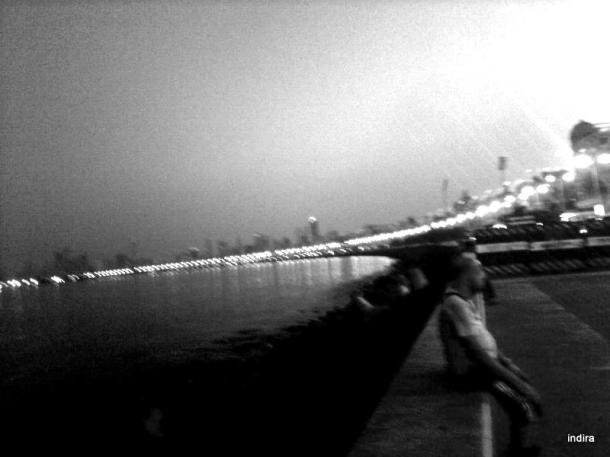 Marine Drive, Mumbai